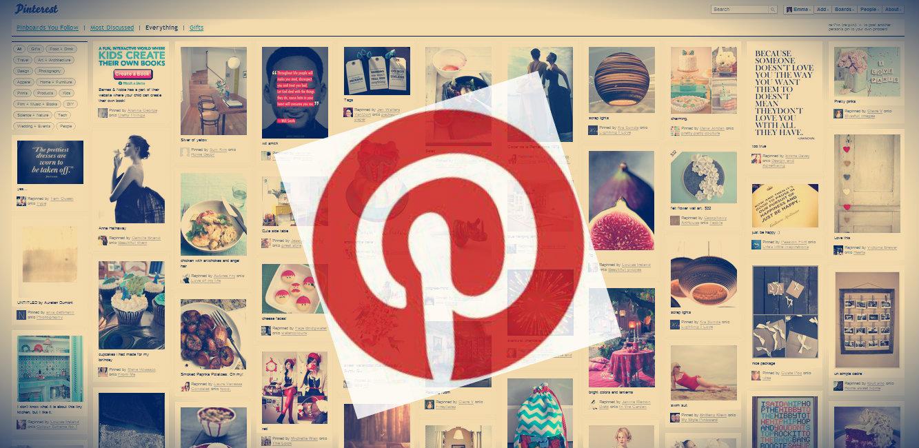 Pinterest, uno nuovo social network?