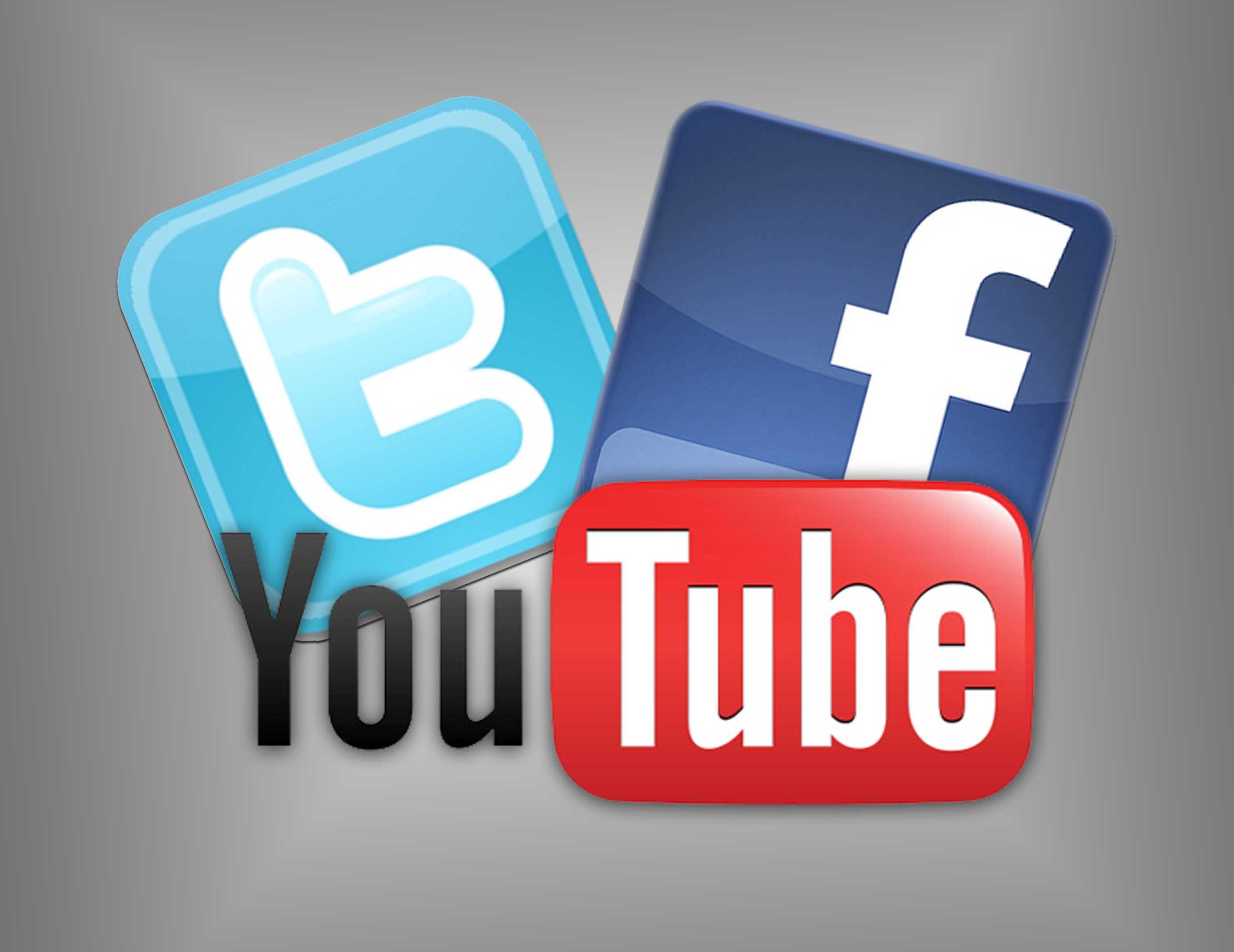 Facebook, Twitter e Youtube per le nostre aziende