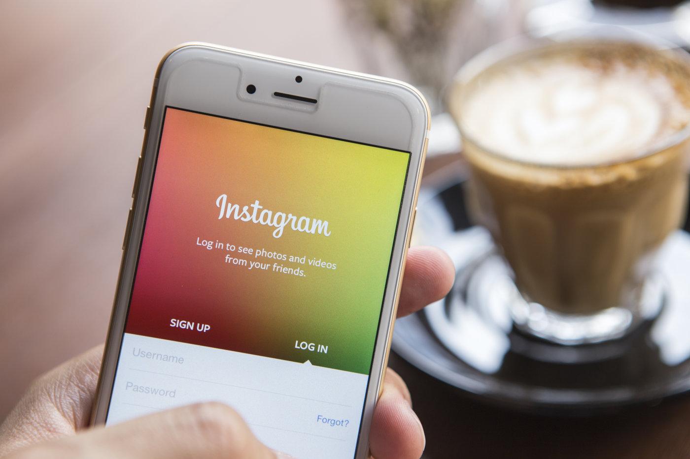 Instagram il nuovo modo di comunicare con immagini
